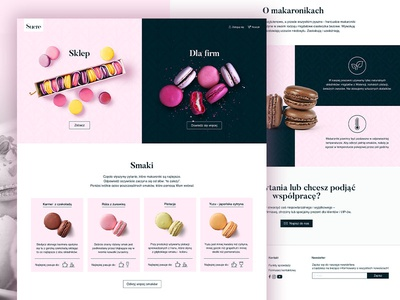 Sucre redesign redesign web interface ui