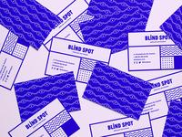 """""""Blind spot"""" brand design"""