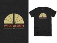 Kyoshi Warrior T Shirt kyoshi avatar for sale clothing shirt t-shirt design t-shirt abstract typography