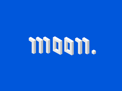 Digital moon
