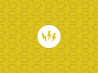 Electabuzz Coffee Co Pattern: Pokestops IRL