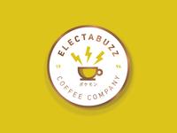 Electabuzz Coffee Co Badge: Pokestops IRL
