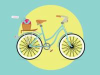 Bicycle Thanks 800x600