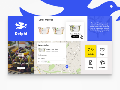 Delphi Brandboard