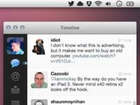 [Free] New Twitter Menu Bar Icons
