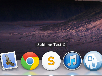 Sublime Text 2 Replacement Icon dock replacement sublime mac icon text code 2 editor os x windows elliot
