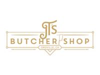 JT's Butcher Shop Logo