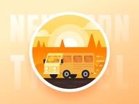 Illustration & Icon : Travel