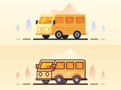 Illustration & Icon : Travel 2