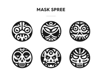 Face & Art : Mask Spree 3