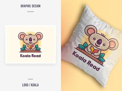 SA9527 - Koala Logo Design