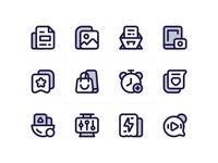 SA9527 - Icon Design Style 007