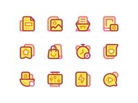 SA9527 - Icon Design Style 009