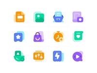 SA9527 - Icon Design Style 014