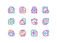 SA9527 - Icon Design Style 019