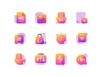 SA9527 - Icon Design Style 020