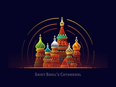 SA9527 - Saint Basil's Cathedral