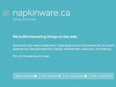 Brochure site, v3 brochure blue html single parallax