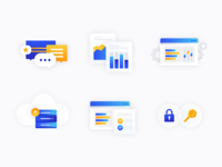 Blog Article Icons
