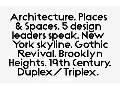 Custom Font - 2015