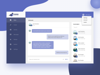 Chat Module for Marketing Product