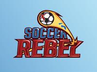 Soccer Rebel Logo