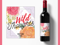 Wild Thoughts Packaging