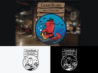 Cajun Blues Logo