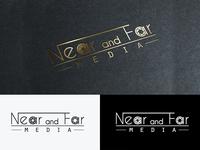 Near and Far Media Logo