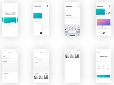 Explore & Redesign A File Transfer App