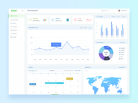 Datasoft Admin Dashboard - Home Page 02