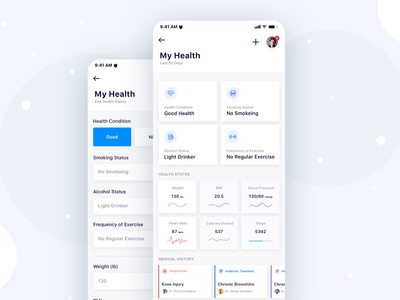 Health-Tracking System