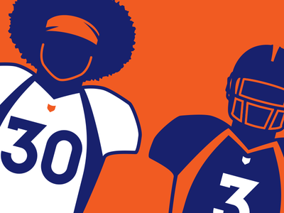 303 t-shirt tshirt illustration colorado afro jersey sports broncos lock drew lindsay phillip 303