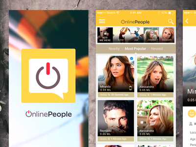 Online People - Dating App