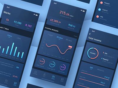 Stats App2 ux analysis data interface app ui