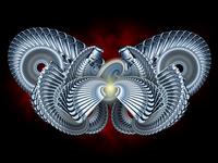 Mecha butterfly