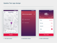 CadabraTaxi App
