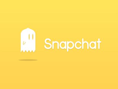 Snapchat Logo redesigned ghost sketch branding redesign design snapchat logo
