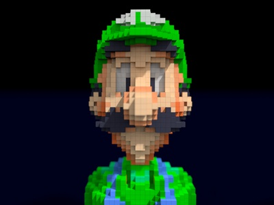 Year of the Luigi