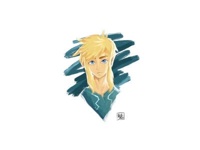 Link, Breath of the Wild