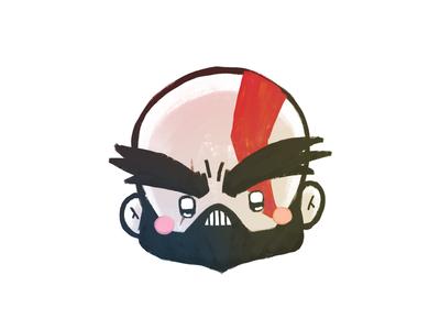 Angry Kami-chama