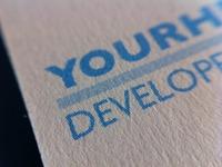 Cards -- Printing Detail