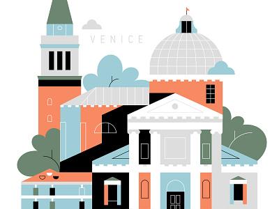Venice / San Giorgio Maggiore palladio sea travel city europe italy venice