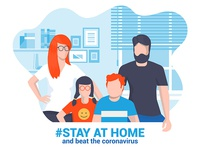 Stay at Home campaign