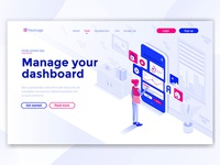 Manage your Dashboard