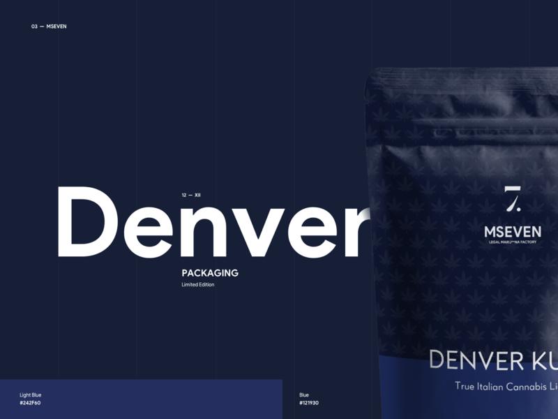 MSEVEN - Branding & Product marijuana texture design graphic logo vector branding typography illustration graphic design pattern coloful