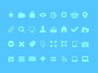 Iconfont Update
