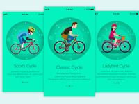 Clyeo app on boarding screen