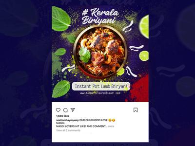 instagram Ad social media banner 1