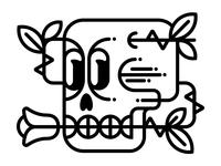 Skull 'N Rose